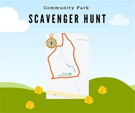 Community Park Scavenger Hunt - City of Wildwood