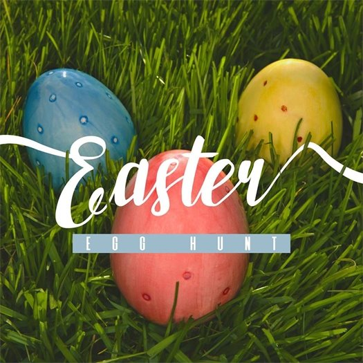 Living Word Church - Easter Egg hunt