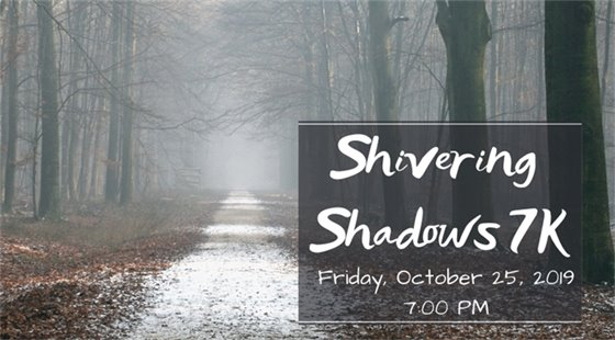 City of Wildwood Shivering Shadows 7K - October 25, 2019