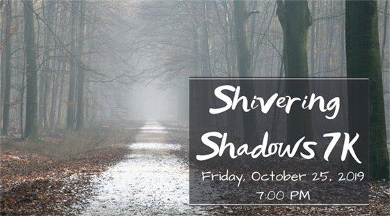 City of Wildwood Shivering Shadows 7K - October 25, 2019