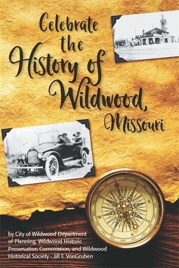 Wildwood History Book Cover