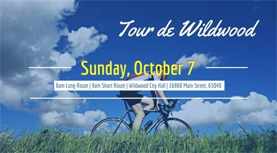 Tour de Wildwood - October 7, 2018 - Sunday