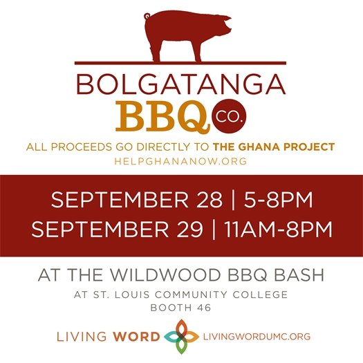 LIVING WORD CHURCH - Bolgatanga BBQ @ Wildwood BBQ Bash