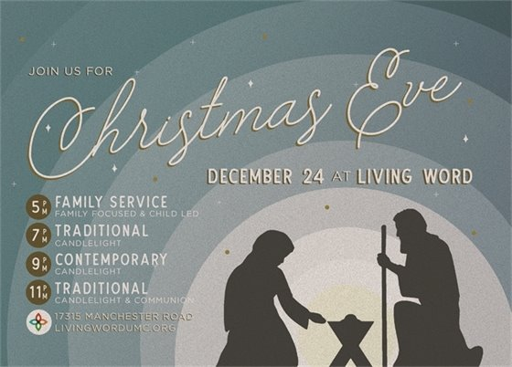 Living Word Church - December 24, 2018 - Christmas Eve
