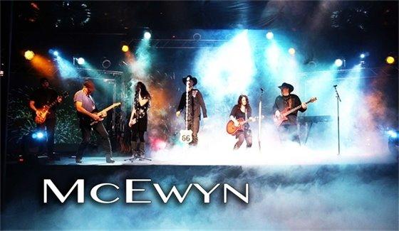 Celebrate Wildwood 25+1 - McEwyn Band
