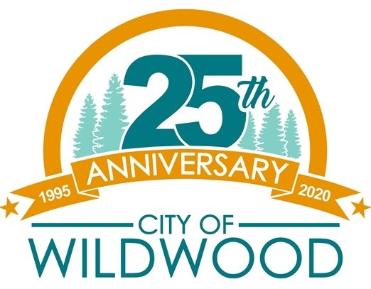 25th Anniversary of the City of Wildwood 1995 to 2020
