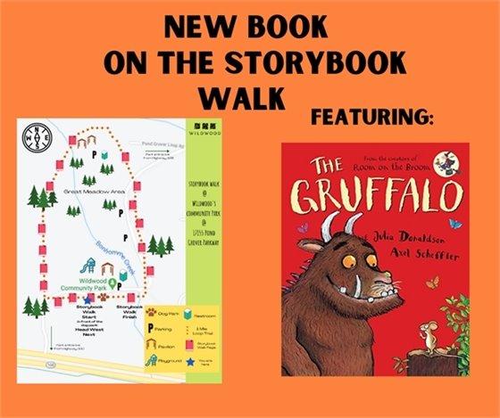 Storybook Walk in Community Park