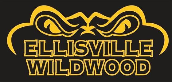 Logo for Ellisville Wildwood Gators Swim Team