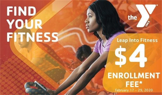 Enrollment Special at the Wildwood Family YMCA - Don't Delay