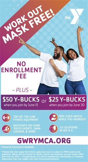 Wildwood Family YMCA - Enrollment Event