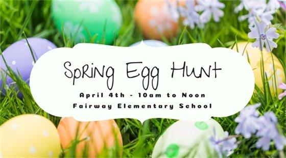Wildwood's Famous Spring Egg Hunt - April 4, 2020