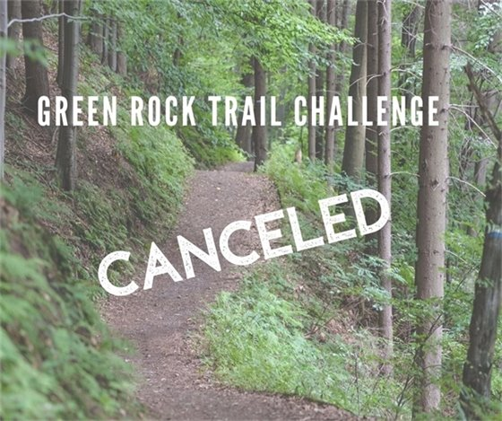Green Rock Trail Challenge - Canceled