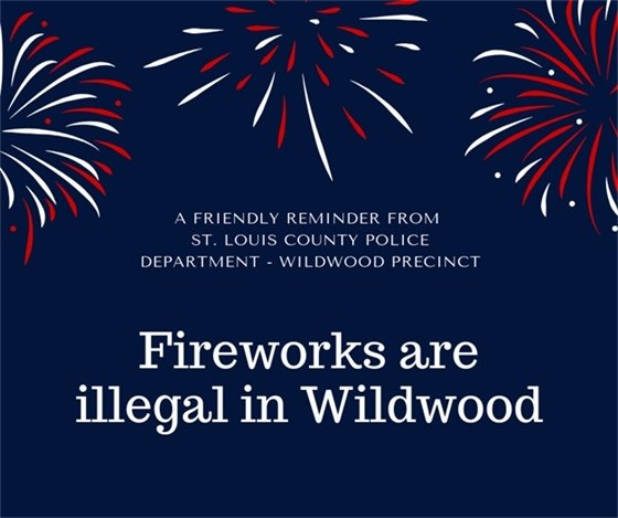 City of Wildwood - Fireworks Information
