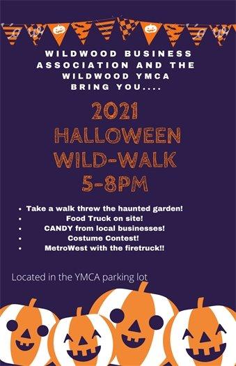 Wild Walk @ Wildwood Family YMCA