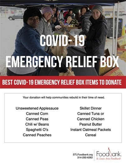COVID-19 Emergency Relief Box