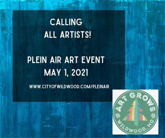 City of Wildwood - Plein Air Event - Back to the Spring Timeframe