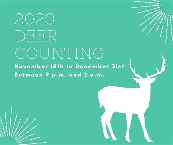 2020 Deer Counting