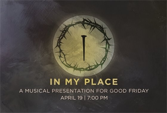 Good Friday Service @ Living Word Church - Wildwood, Mo.