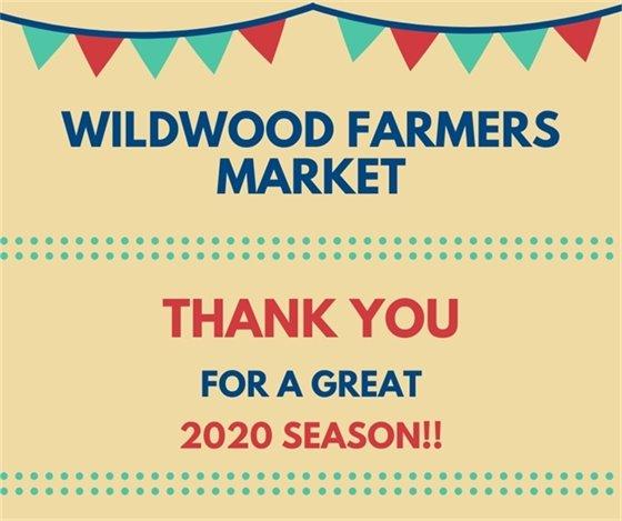 Wildwood Farmers Market - Thank You for a Great Garden Season!