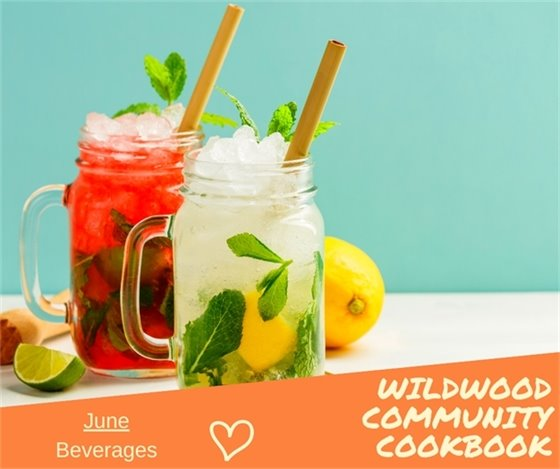 June is Beverage Month! Please Submit Your Beverage Recipes