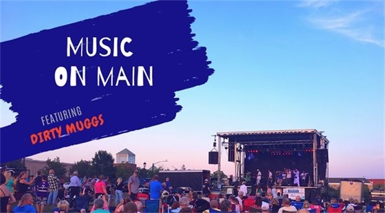 Music on MAIN - First Concert of the Year - May 17, 2019