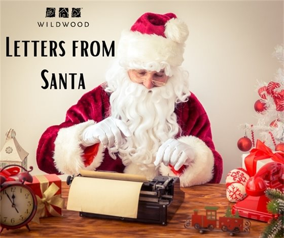 Letters from Santa - North Pole to Wildwood this Season