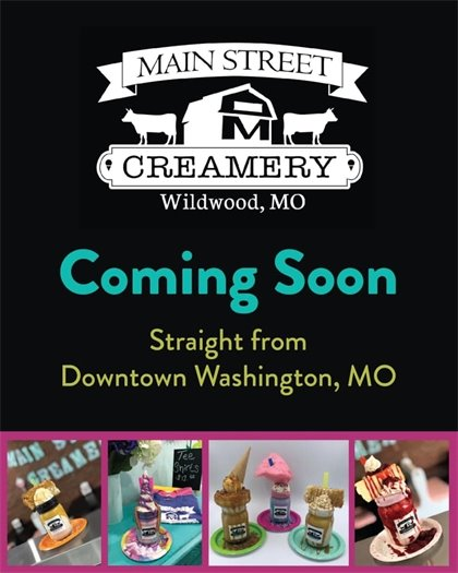 Main Street Creamery - Coming Soon!
