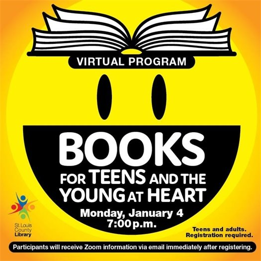 Books for Teens - St. Louis County Library