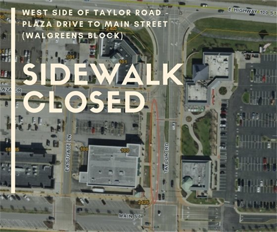 City of Wildwood - Taylor Road Sidewalk Project