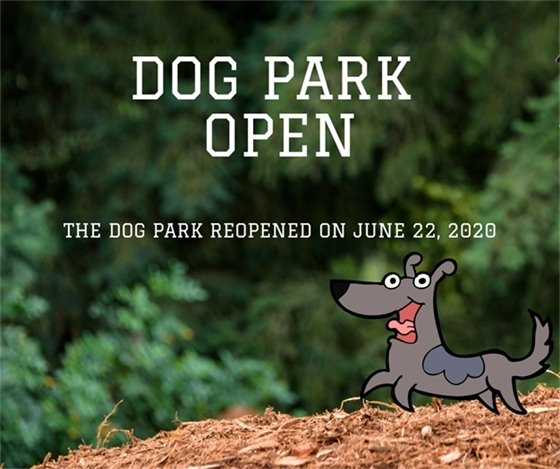 City of Wildwood Opens its Dog Park