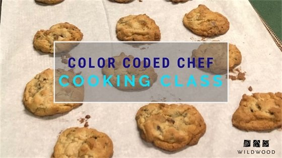 Color Coded Chef - Cooking Class - February 1, 2020
