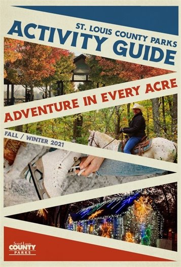 St. Louis County Parks Activity Guide - Fall 2021