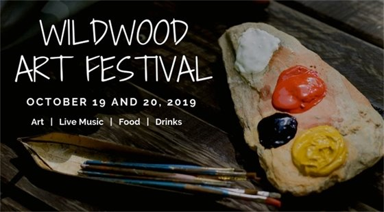 Art Festival - October 19 and 20, 2019 - City of Wildwood