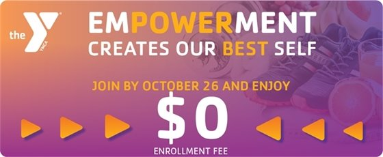 EmPOWERment - It's a Great Time to Join the YMCA