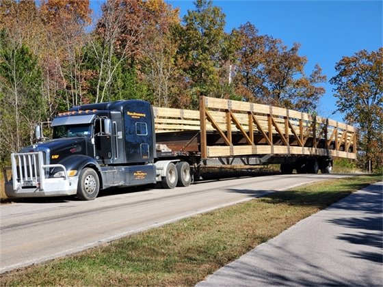 The Bridge is Here! Community Park's Newest Addition