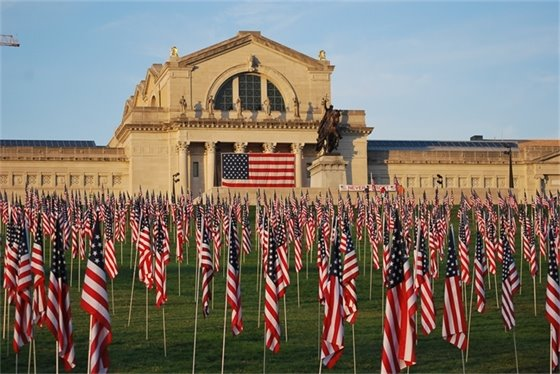 Flags of Valor - St. Louis