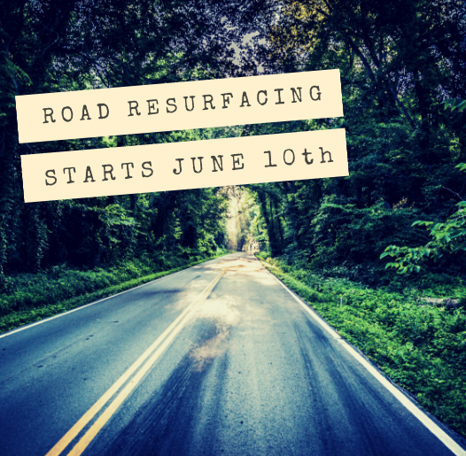 ROAD RESURFACING 2019 - Spotlight (1)