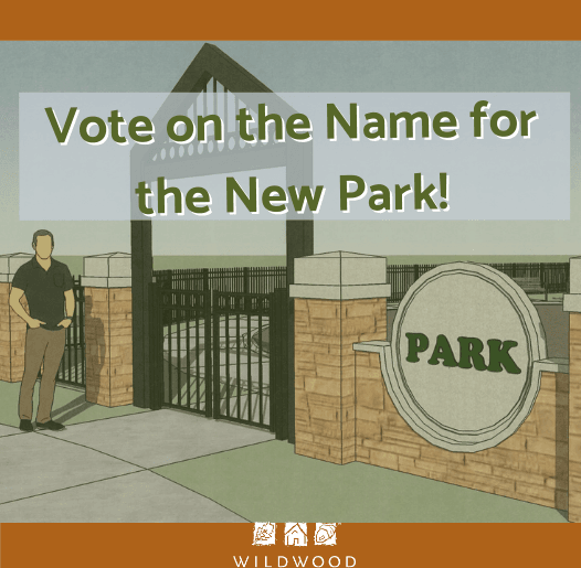 Vote on the Park Name - Spotlight
