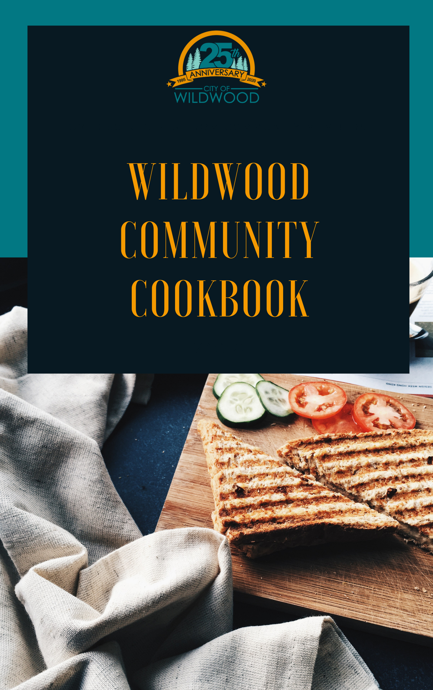 Community Cookbook Cover